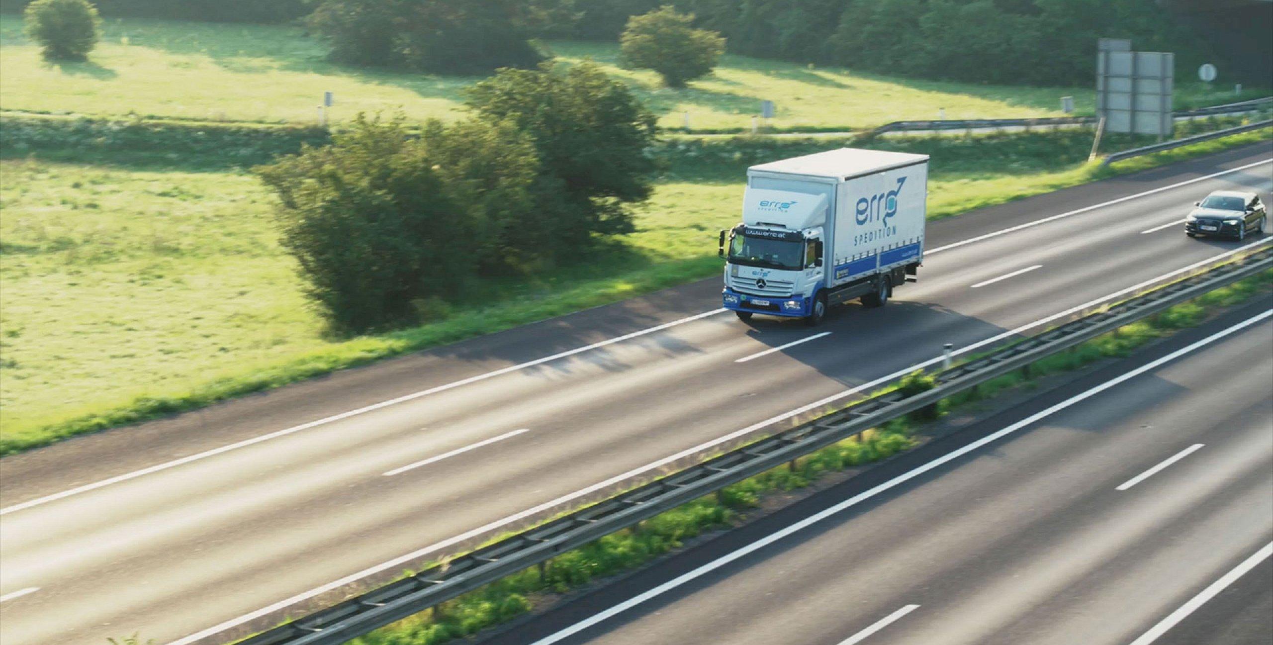 Flexible Transport- und Logistiklösungen